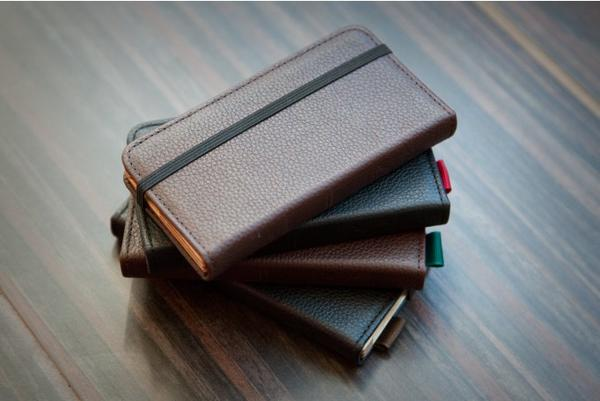 Pad&Quill Little Pocket Book iPhone 5 Case