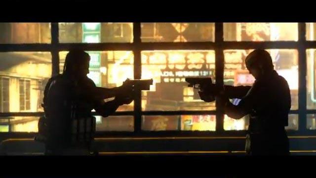 Resident Evil 6 TGS Official Game Trailer