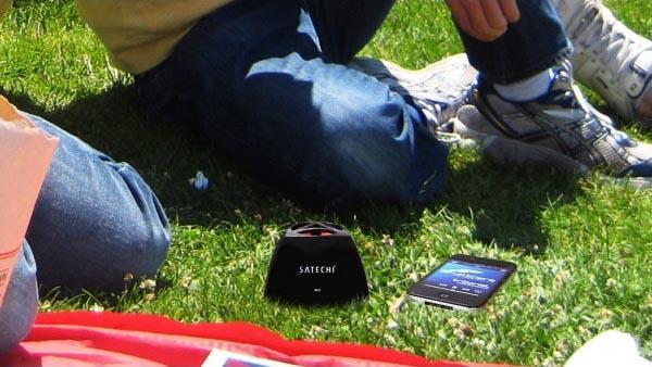 Satechi Swift Portable Bluetooth Wireless Speaker