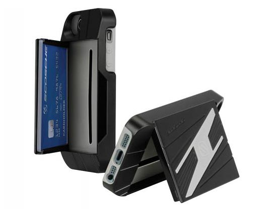 Scosche VAULTkase iPhone 5 Case