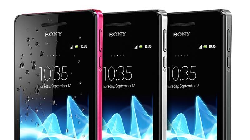 Sony Xperia V Android Phone Gadgetsin