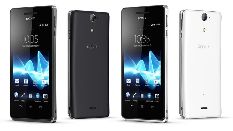 Sony Xperia V Android Phone
