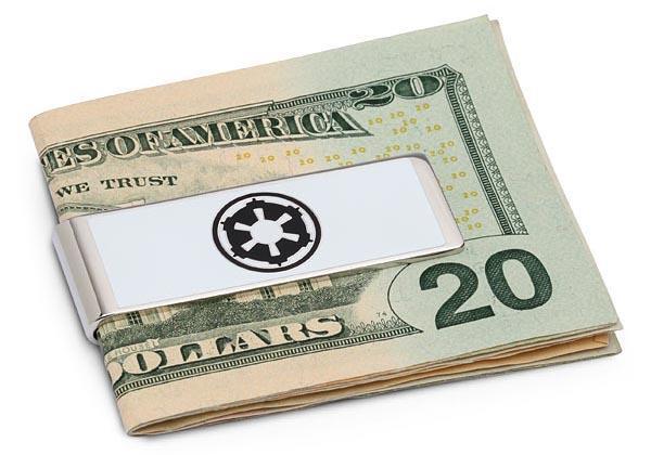 Star Wars Themed Money Clip