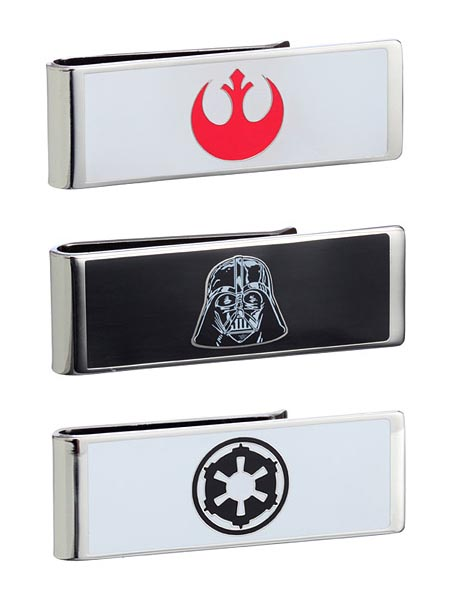 Star Wars Themed Money Clip