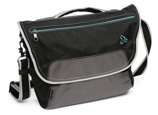 The Anti-Theft Messenger Bag