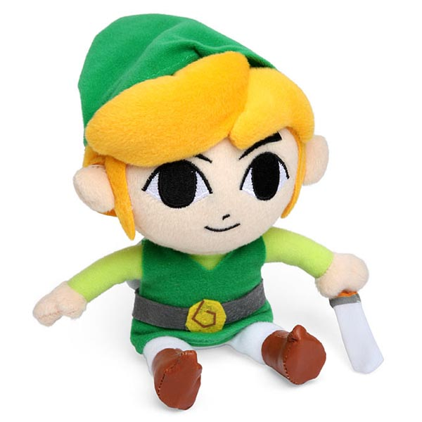 The Legend of Zelda Link Plush Toy