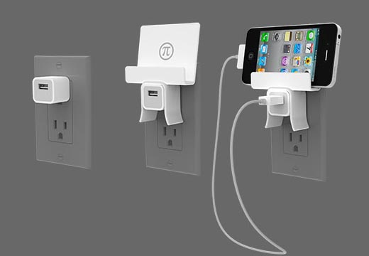 The pi Mount for iPhone and iPod Touch