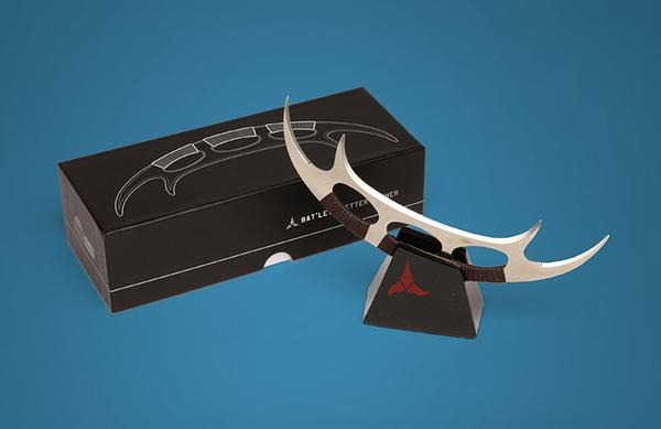The Star Trek Bat'leth Letter Opener