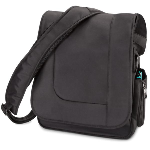 Thief Thwarting Messenger Bag