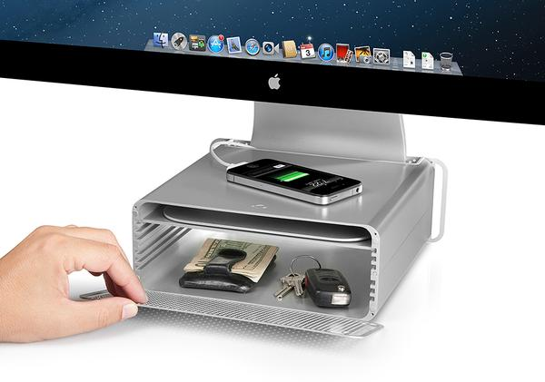 Twelve South HiRise iMac Stand & Storage System
