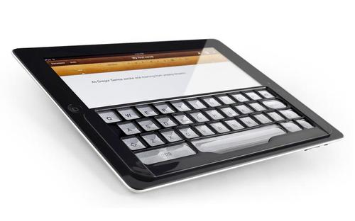 iKeyboard Keyboard Cover for iPad