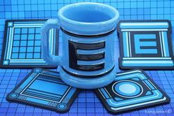 Mega Man Energy Tank Inspired Mug