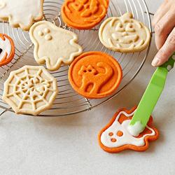 Halloween Themed Cookie Cutter Set