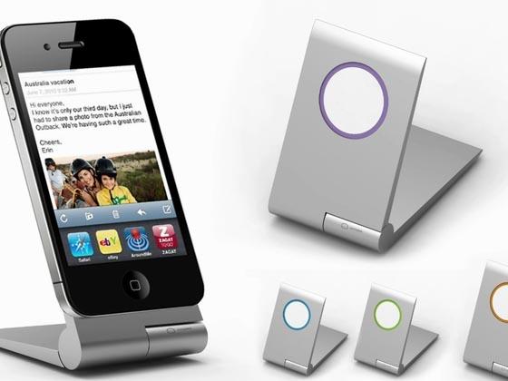 Zyroshell Aluminum Phone Stand