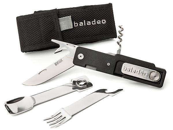 All In One Outdoor Cutlery Multi Tool Gadgetsin