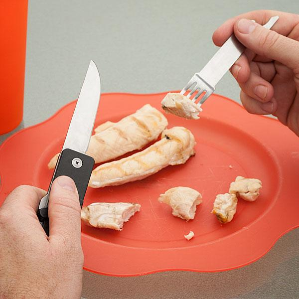 All-in-One Outdoor Cutlery Multi-Tool