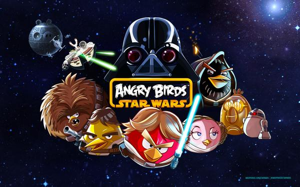 Angry Birds Star Wars Uneiled