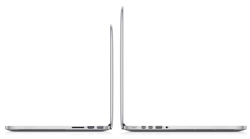 Apple 13-Inch MacBook Pro with Retina Display Announced
