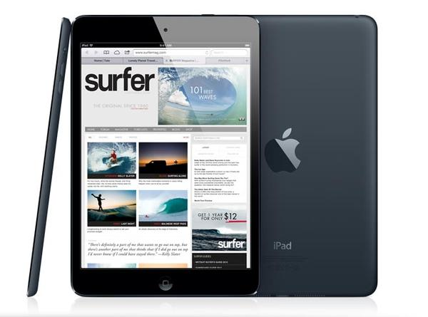 Apple iPad mini Announced