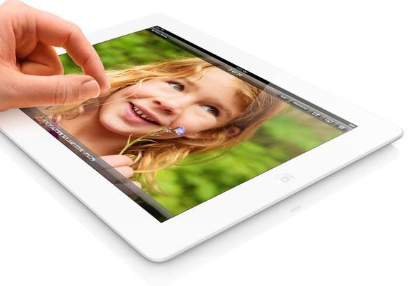 Apple iPad with Retina Display Refreshed