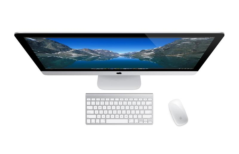 Apple New iMac Announced