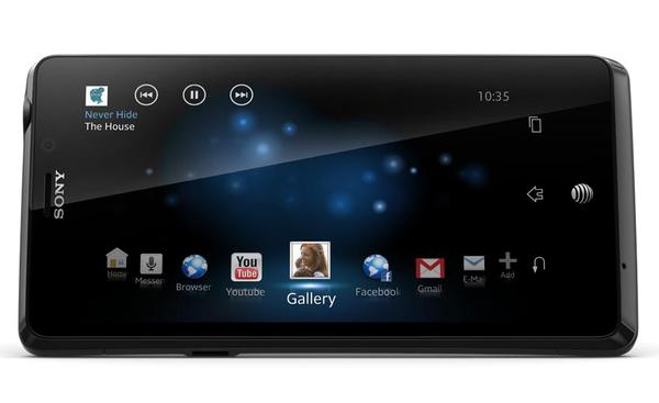 AT&T Announced Exclusive Sony Xperia TL Android Phone