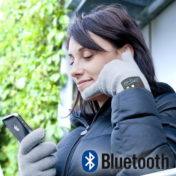 Bluetooth Touch Gloves