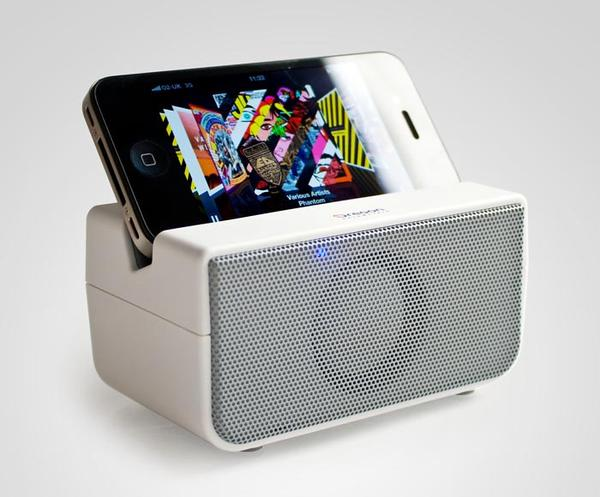 Boombero Near Field Audio Portable Wireless Speaker