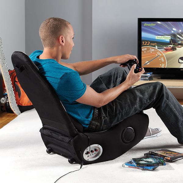 Boomchair Gaming Chair with Wireless Speaker System