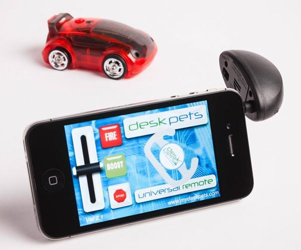 CarBots Micro RC Car Controlled by iOS or Android Device