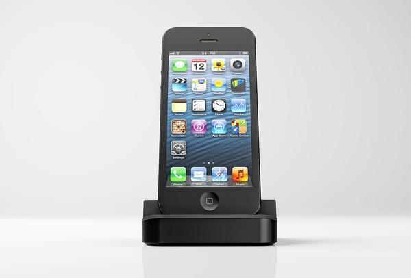 Dock+ Docking Station for iPhone 5