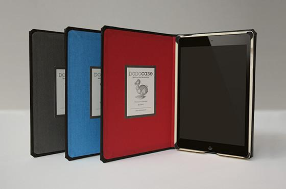 Ipad Mini Classic Book Cover : Dodocase classic ipad mini case gadgetsin