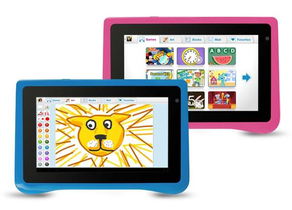 Ematic FunTab Pro Kid Friendly Android Tablet