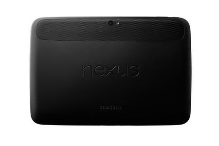 Google Nexus 10 Android Tablet Announced