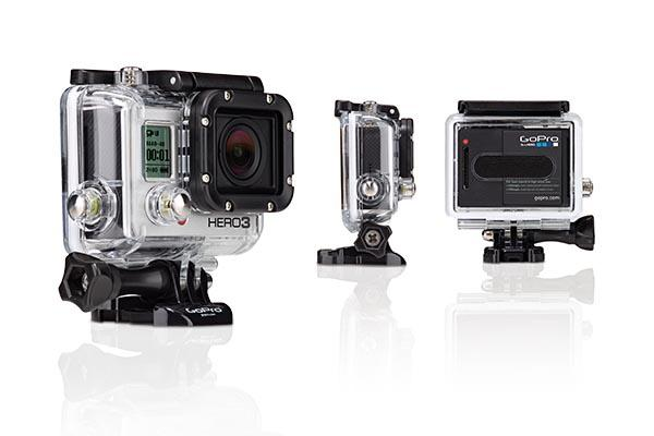 GoPro Hero3 HD Action Cameras