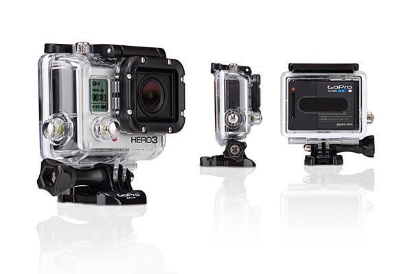 GoPro Hero3 HD Action Cameras