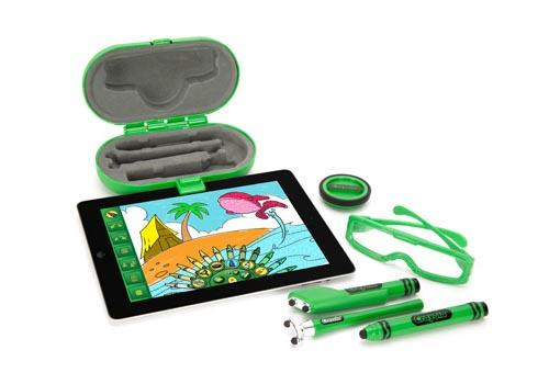 Griffin Crayola DigiTools Deluxe Pack for iPad