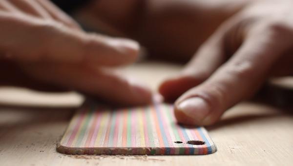 Grove SkateBack iPhone 5 Cover