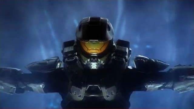 "Halo 4 Launch Trailer ""Scanned"""