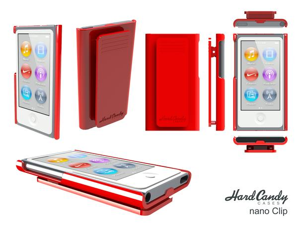 HandCandy Nano Clip iPod Nano 7G Case