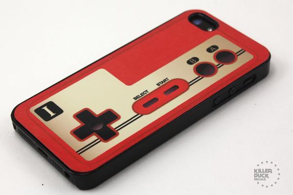 Handmade Retro Gadget Inspired iPhone 5 Cases