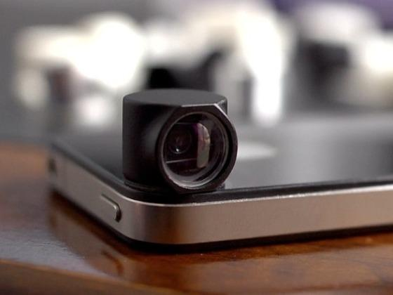 HiLO Right Angle Lens for iPhone and iPad