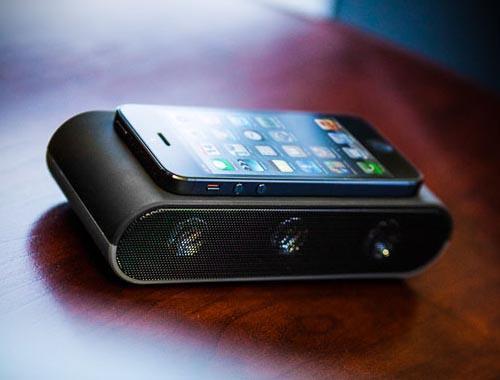 iFrog Boost Plus NearField Audio Portable Speaker