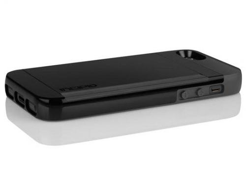 Incipio Stowaway iPhone 5 Case