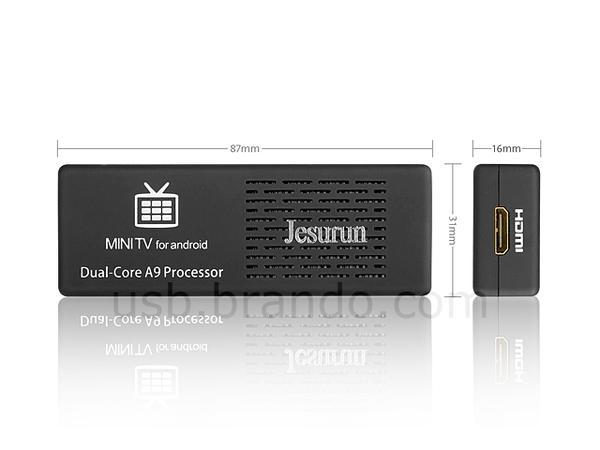 Jesurun Dual-Core Android Mini PC