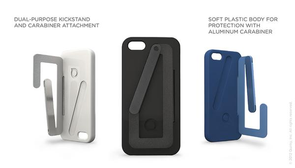 Katch iPhone 5 Case with Versatile Stand