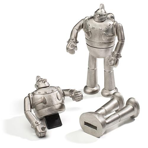 Limited Edition Metal Gigantor USB Flash Drive