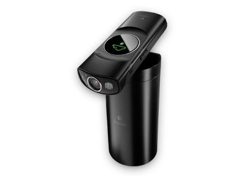 Logitech Broadcaster WiFi Wireless Webcam