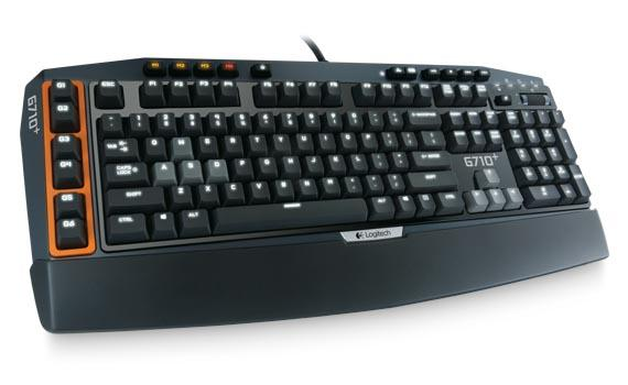 Logitech G710+ Wired Mechanical Gaming Keyboard