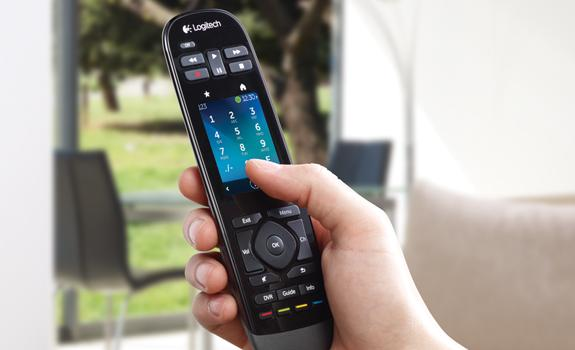 Logitech Harmony Touch Universal Remote Control